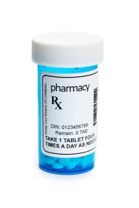Rx Bottle (3G)